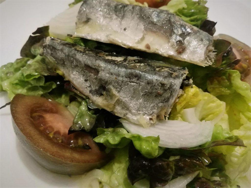 ensalada de sardinas ensaladas originales